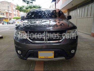 Dodge Journey Express EXPRESS 7P 2.4 L Aut usado (2017) color Gris precio $37.000.000