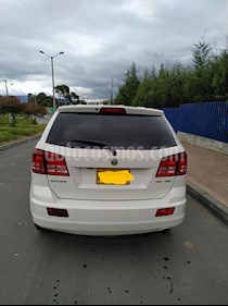 Foto Dodge Journey 2.4L  SE 5P usado (2010) color Blanco precio $31.000.000