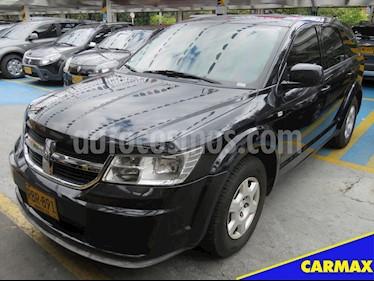 Foto venta Carro usado Dodge Journey 2.4L  SE 5P (2010) color Negro precio $35.900.000