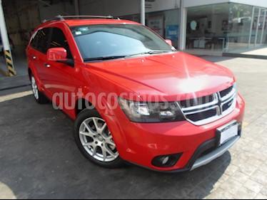Foto venta Auto usado Dodge Journey 5p GT V6/3.6 Aut 7/Pas (2017) color Rojo precio $359,000