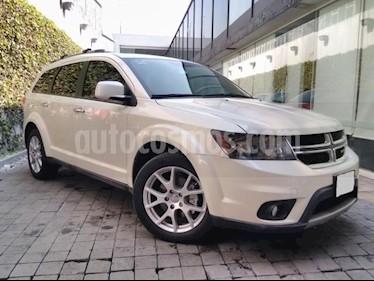 Foto venta Auto usado Dodge Journey 5p GT V6/3.6 Aut 7/Pas (2017) color Blanco precio $375,000