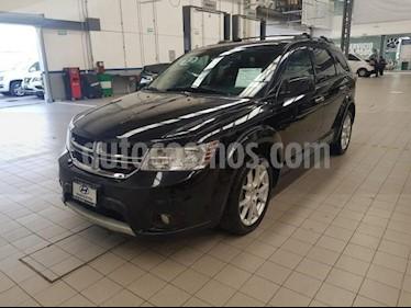 Foto venta Auto usado Dodge Journey 5p RT V6/3.6 Aut 7/Pas (2012) color Negro precio $185,000