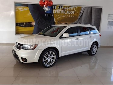 Foto Dodge Journey 5p RT V6/3.6 Aut usado (2014) color Blanco precio $250,900