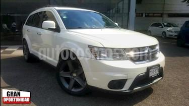 Foto venta Auto usado Dodge Journey 5p RT V6/3.6 Aut (2013) color Blanco precio $188,000
