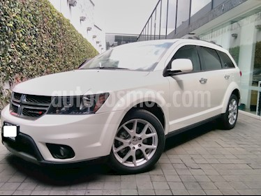 Foto venta Auto usado Dodge Journey 5p RT V6/3.6 Aut (2016) color Blanco precio $360,000