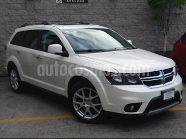Foto Dodge Journey 5p RT V6/3.6 Aut usado (2015) color Blanco precio $268,000