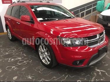 Foto venta Auto usado Dodge Journey 5p RT V6/3.6 Aut (2015) color Rojo precio $255,000
