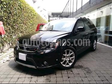 Foto venta Auto usado Dodge Journey 5p RT V6/3.6 Aut (2014) color Negro precio $249,000