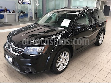 Foto venta Auto usado Dodge Journey 5p RT V6/3.6 Aut (2014) color Negro precio $255,000