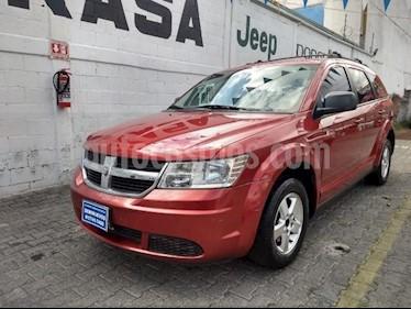Foto venta Auto usado Dodge Journey 5p SE 2.4L Aut E/E (2009) color Rojo precio $145,000