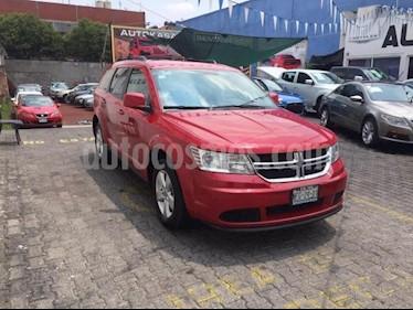 Foto venta Auto usado Dodge Journey 5p SE Blacktop L4/2.4 Aut 7/Pas (2018) color Rojo precio $330,000