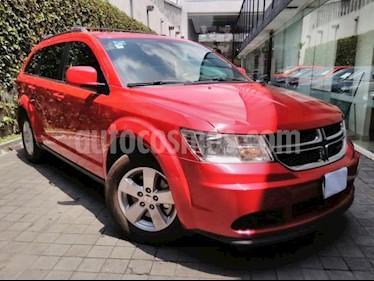 Foto Dodge Journey 5p SE L4/2.4 Aut 5/Pas usado (2015) color Rojo precio $220,000