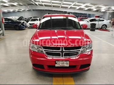 Foto venta Auto usado Dodge Journey 5p SE L4/2.4 Aut 5/Pas (2014) color Rojo precio $185,000