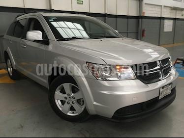 Foto venta Auto Seminuevo Dodge Journey 5p SE L4/2.4 Aut 5/Pas (2014) color Plata precio $220,000