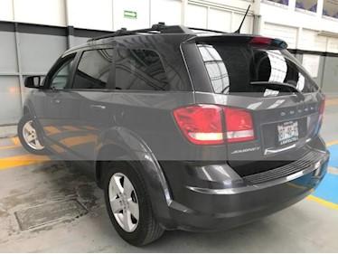 Foto venta Auto usado Dodge Journey 5p SE L4/2.4 Aut 7/Pas (2017) color Gris precio $320,000
