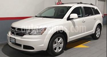 Foto venta Auto usado Dodge Journey 5p SE L4/2.4 Aut 7/Pas (2016) color Blanco precio $264,000