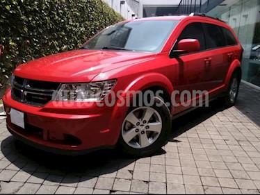 Foto venta Auto usado Dodge Journey 5p SE L4/2.4 Aut 7/Pas (2015) color Rojo precio $230,000