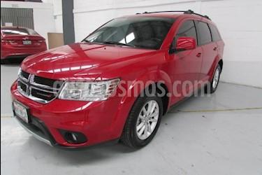Foto venta Auto usado Dodge Journey 5p SXT L4/2.4 Aut 5/Pas (2015) color Rojo precio $239,900