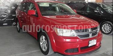 Foto venta Auto usado Dodge Journey 5p SXT L4/2.4 Aut 5/Pas (2012) color Rojo precio $178,000