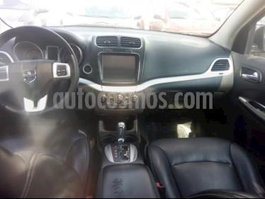 Foto venta Auto usado Dodge Journey 5p SXT L4/2.4 Aut 5/Pas (2012) color Gris precio $185,000