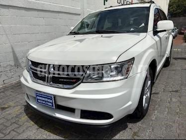 Foto venta Auto usado Dodge Journey 5p SXT L4/2.4 Aut 7/Pas A/A (2012) color Blanco precio $180,000