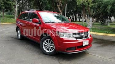 Foto Dodge Journey 5p SXT L4/2.4 Aut 7/Pas usado (2013) color Rojo precio $195,000