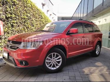 Foto venta Auto usado Dodge Journey 5p SXT L4/2.4 Aut 7/Pas (2015) color Rojo precio $249,000