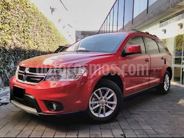 Foto venta Auto usado Dodge Journey 5p SXT Lujo L4/2.4 Aut 7/Pas (2016) color Rojo precio $315,000