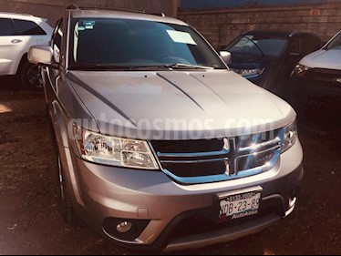 Foto venta Auto usado Dodge Journey 5p SXT Lujo L4/2.4 Aut 7/Pas (2018) color Plata precio $385,000