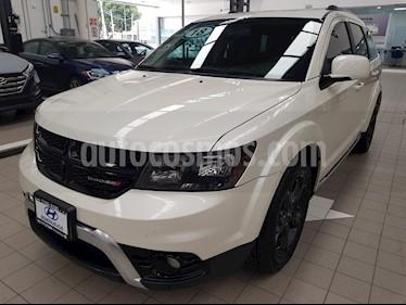 Foto venta Auto usado Dodge Journey 5p SXT Sport L4/2.4 Aut 7/Pas (2018) color Blanco precio $365,000