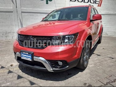 Foto venta Auto usado Dodge Journey 5p SXT Sport L4/2.4 Aut 7/Pas (2017) color Rojo precio $365,000