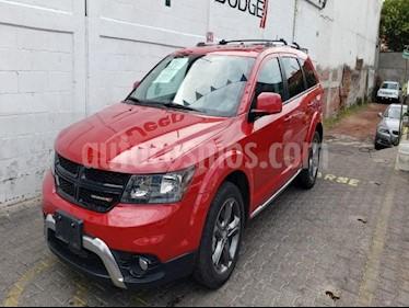 Foto venta Auto usado Dodge Journey 5p SXT Sport L4/2.4 Aut 7/Pas (2017) color Rojo precio $385,000