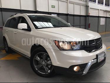 Foto venta Auto Seminuevo Dodge Journey 5p SXT Sport L4/2.4 Aut 7/Pas (2017) color Blanco precio $340,000