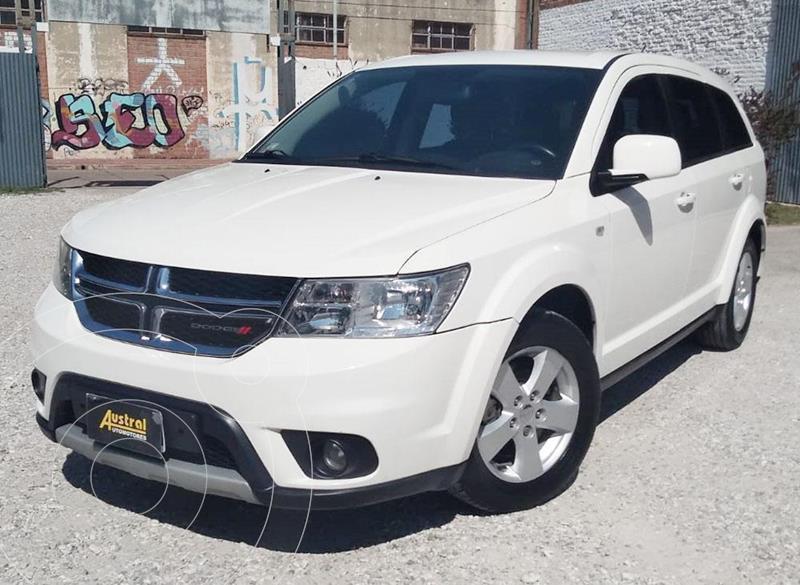 Foto Dodge Journey SE usado (2013) color Blanco precio $1.450.000