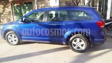Foto Dodge Journey SXT Full usado (2013) color Celeste precio $660.000