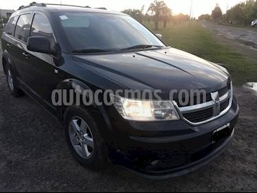 Dodge Journey SXT 2.4 usado (2011) color Negro precio $500.000