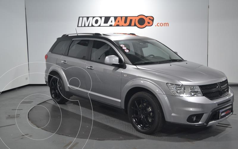 Dodge Journey R/T usado (2018) color Gris Metalico precio $4.000.000