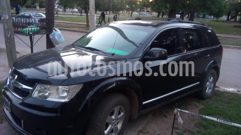 Dodge Journey SXT 2.4 usado (2011) color Negro precio $690.000