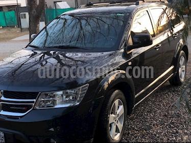 Dodge Journey SE usado (2013) color Negro precio u$s7.000