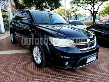 Dodge Journey SXT 2.4 usado (2013) color Negro precio $1.155.000