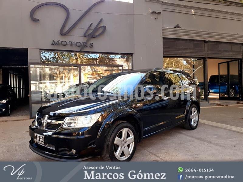 Dodge Journey R/T usado (2010) color Negro precio $980.000