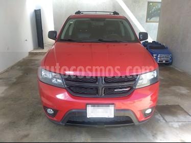 Dodge Journey Blacktop 2.4L usado (2014) color Rojo precio $205,000