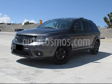 Dodge Journey Blacktop 2.4L usado (2014) color Gris precio $239,000