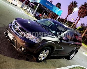 Dodge Journey 2.0L SE TD  usado (2016) color Gris Grafito precio $11.990.000