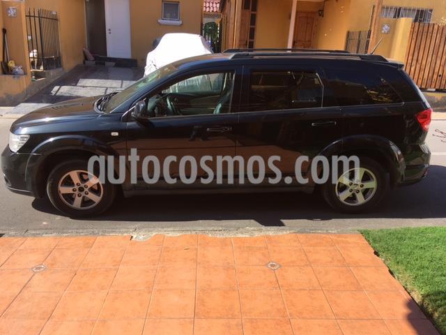 Dodge Journey SE 2.4L Aut  usado (2012) color Negro precio $8.000.000