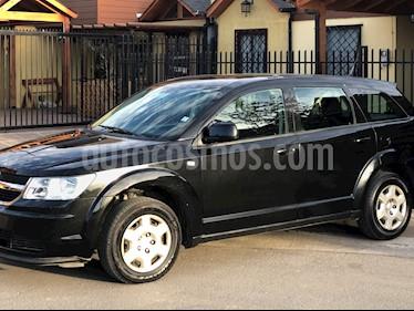 Dodge Journey SE 2.4L 3Corridas usado (2010) color Negro precio $5.600.000