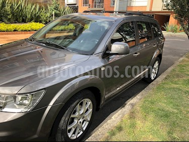 Dodge Journey SXT 3.6L 7P  usado (2012) color Gris precio $58.000.000