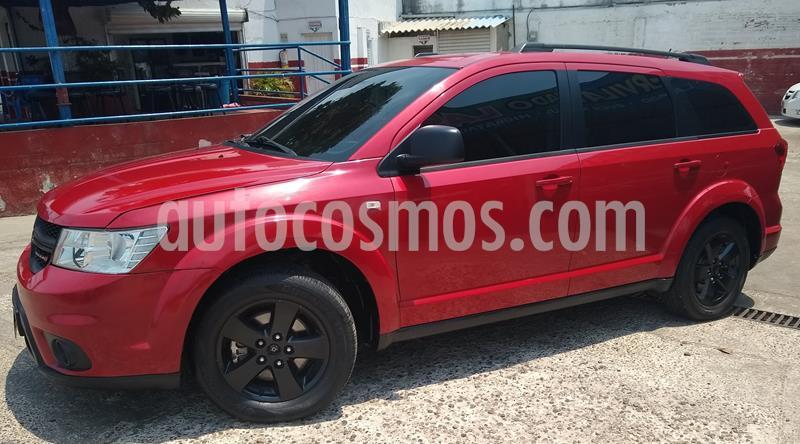 Dodge Journey SE 2.4L 5P usado (2014) color Rojo precio $40.000.000