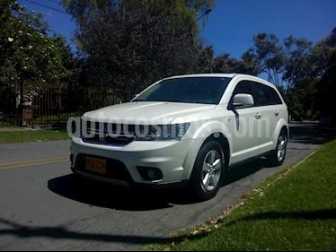 Dodge Journey 2.4L  SE 5P usado (2014) color Blanco Perla precio $42.500.000