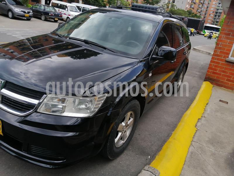Dodge Journey 2.4L  SE 5P usado (2010) color Negro precio $29.500.000